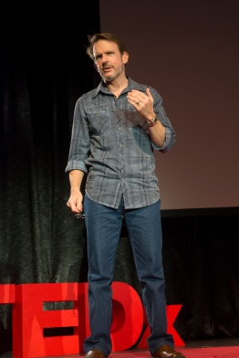 Eddie at TED
